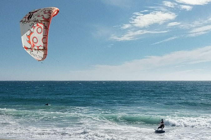 Learn Kiteboarding and Kitesurfing in San Francisco, CA